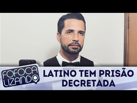Cantor Latino tem prisão decretada | Fofocalizando (06/02/18)