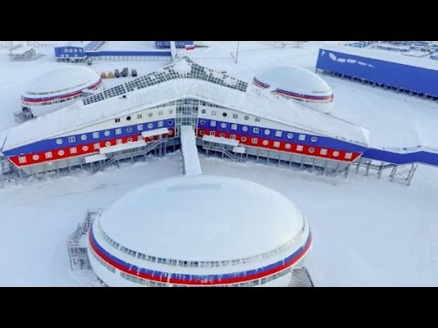 Putin building massive Arctic military base