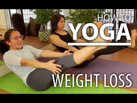 yoga for weight loss  12 min fat burning yoga work out