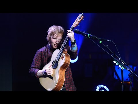 Ed Sheeran - Thinking Out Loud (BBC Radio 2 In Concert)