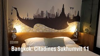 Bangkok: Citadines Sukhumvit 11, Room  Review