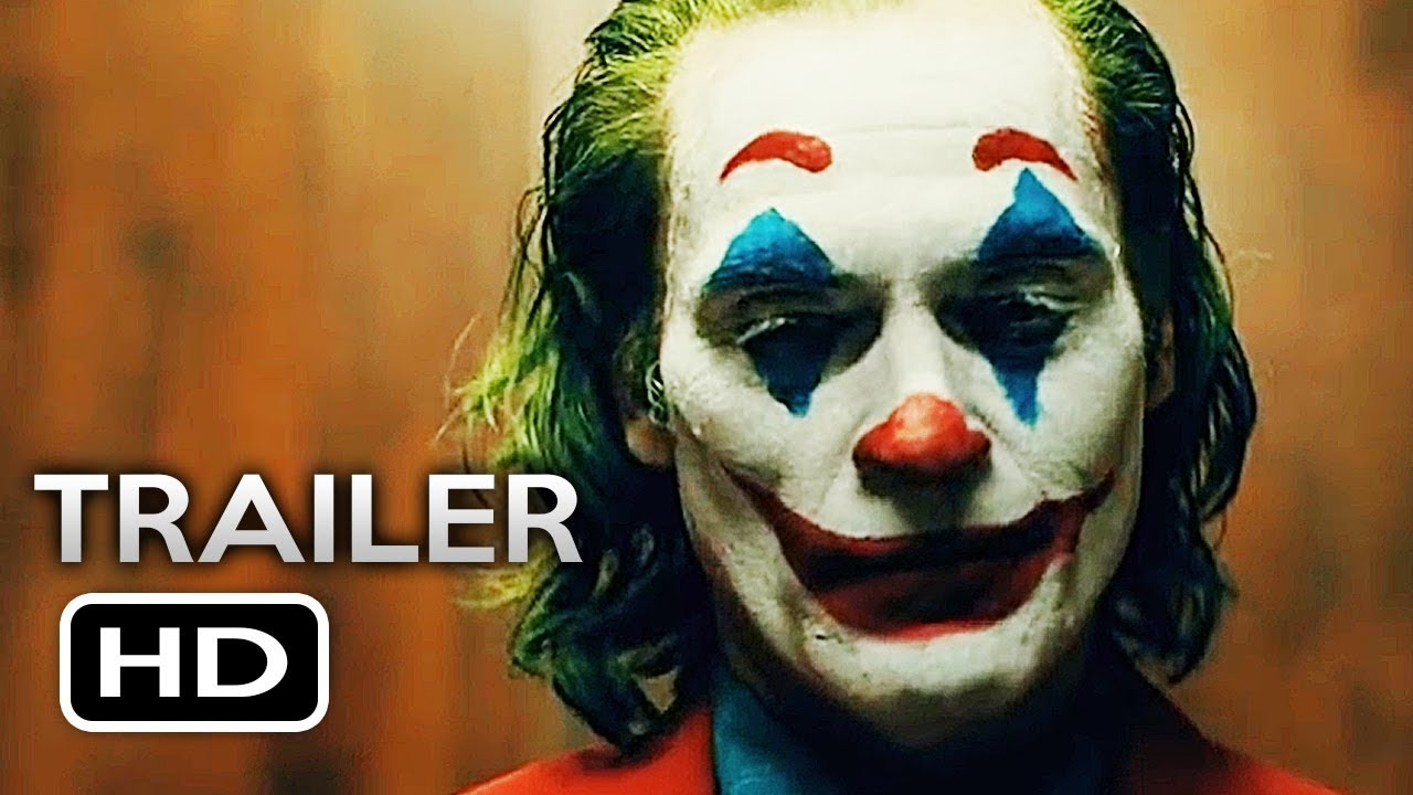 Joker Official Trailer 2019 Joaquin Phoenix Dc Movie Hd