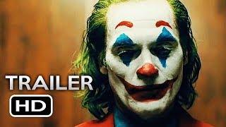 JOKER Official Trailer (2019) Joaquin Phoenix DC Movie HD