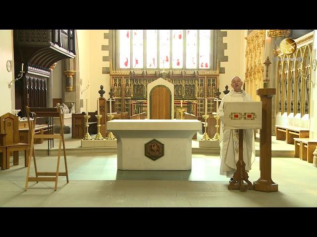 English Mass, Saturday May 30, 2020