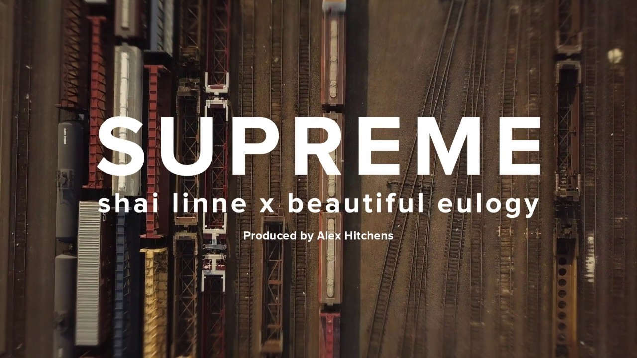 Reformed Theology shai linne - Supreme feat. Beautiful Eulogy (lyric video)  Calvinism