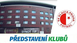 Kluby SL se představují - SK Slavia Praha