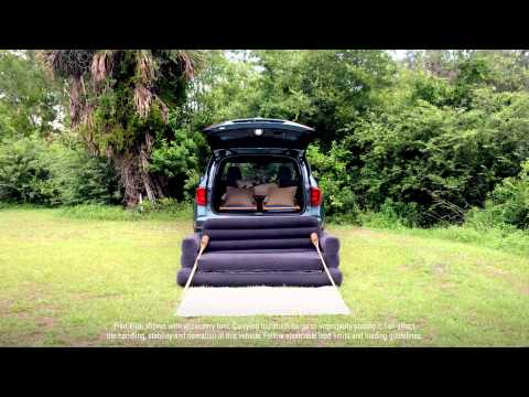 2016 Honda Pilot Goes Glamping | How to Set Up your Glampground from YouTube · Duration:  15 seconds