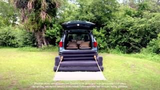 2016 Honda Pilot Goes Glamping   How To Set Up Your Glampground