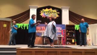 SonSpark Lab VBS 2015: Slime Pie Challenge