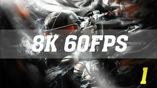 CRYSIS 3 8K PC GAMEPLAY - No. 1 [8K 60FPS] | TRUE 8K | TITAN Xp 4 WAY SLI | ThirtyIR