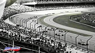 Stan Fox recovery situation and 1995 Indy 500 summary