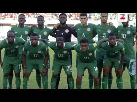 FIFA Qualifiers - Nigeria vs Cameroon