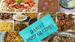 AGAIN😋Mehmam Nawazi/Dawat Preparation tips/Nihari,Achar ghostGajar ka Halwa,etc,Pakistani Desi Vlog