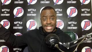 Baltimore Ravens down the Bills 24-17 || Offense didn't show up!!