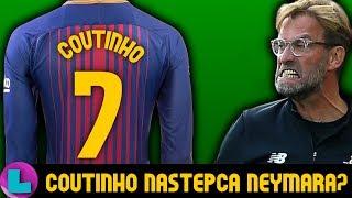 Philippe Coutinho w Fc Barcelona!   Liverpool sprzedał gwiazdę! Historia transferu
