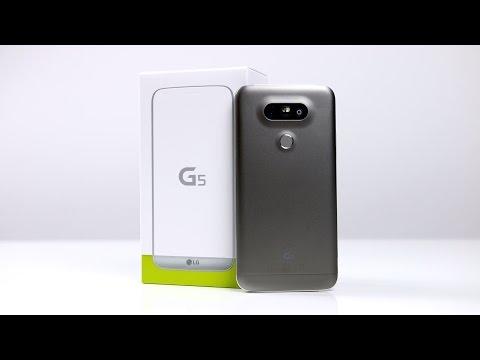 Unboxing: LG G5 (Deutsch) | SwagTab