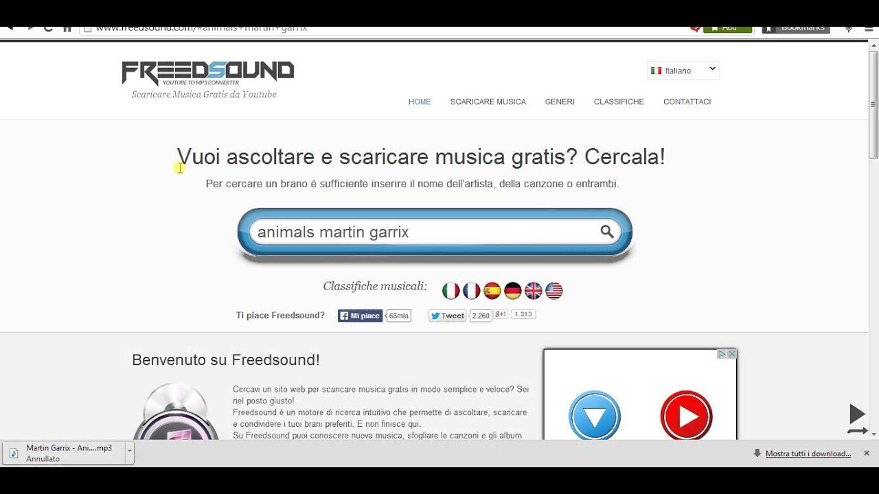 musica da youtube gratis freedsound