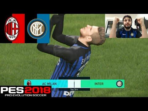 Gameplay Pronostico Serie A Derby Milan Inter Pes