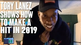 Tory Lanez on How to Make A Hit Rap Song in 2019   Instagram Live January 19