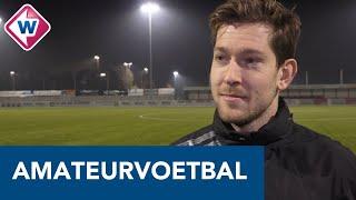 Mike van den Ban blikt vooruit op Koninklijke HFC - Katwijk - OMROEP WEST SPORT