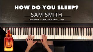 Sam Smith - How Do You Sleep? (HQ piano cover)