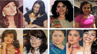 Where are they now?  Bollywood Actresses who ar...