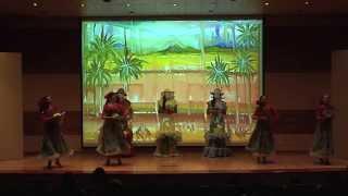 Centro León. Presentación  Acuarela de Antillas