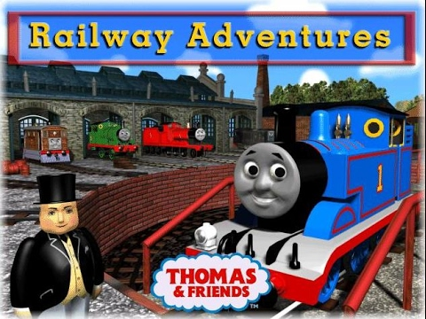 Railway adventures livestream