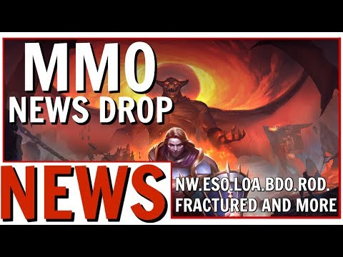MMO News Drop: Neverwinter, ESO, Fractured, Legends of Aria and More