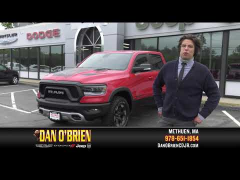 Dan O Brien Chrysler Dodge Jeep Ram Youtube