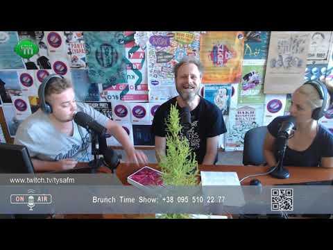 RadioTysaFM: Bandy Sholtes на Тиса FM