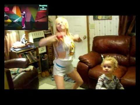 HEY YA! (OutKast)  Just dance 2! Wii
