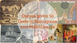 Curses given to Lords/God in Ramayana and Mahabharta | BoS Originals