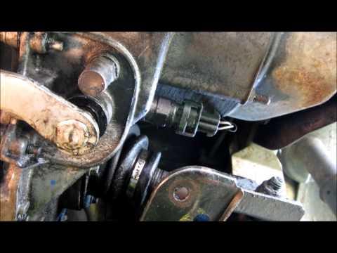 TUTO (1/3) installer kit d'étanchéité pour  boîte JB et JC (how to mount gearbox seal box)