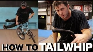 How To TAILWHIP with Spencer Foresman!
