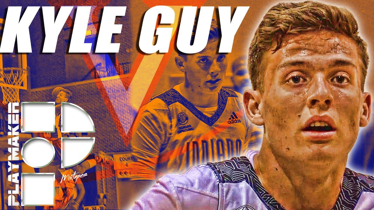 UVA Commit Kyle Guy Has Got The Juice Official Junior
