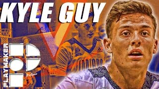Uva commit kyle guy has got the juice! official junior mixtape!
