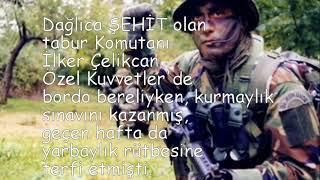 TELSİZ KAPATAN BORDO BERELİ ( ÖZEL KUVVETLER ) NE MUTLU TÜRKÜM DİYENE!!