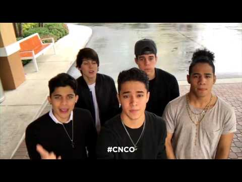 CNCO - El Perdón - Nicki Jam