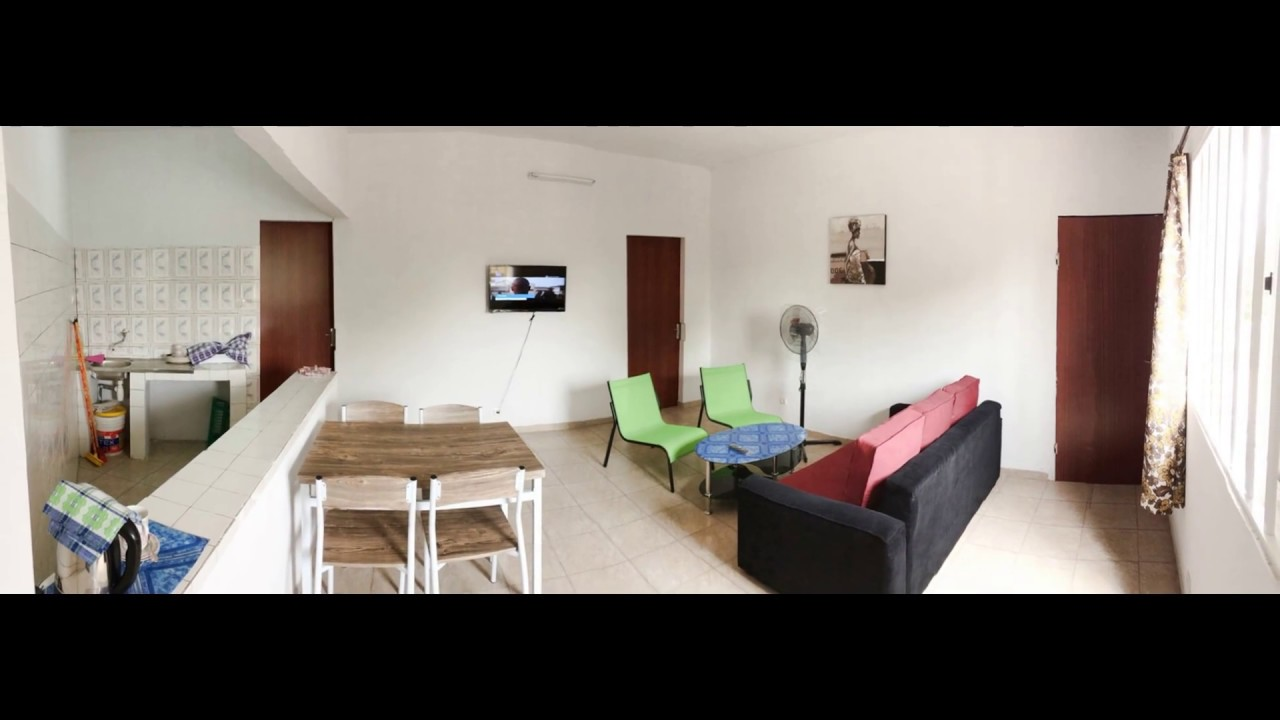 Appartement A1 2 Chambres / Salon Lome Togo