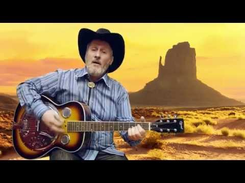 Cowboy Larry - Red River Rosie Music Video