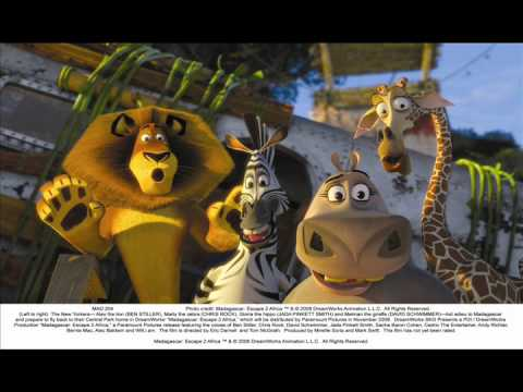 Sacha Baron Cohen - I Like To Move It [MADAGASCAR ]