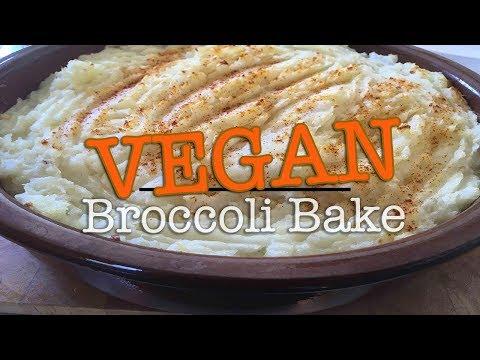 Vegan Broccoli Bake