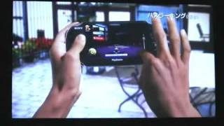 【NGP】次世代PSP NGP 新作ソフトラインナップ紹介【HD】