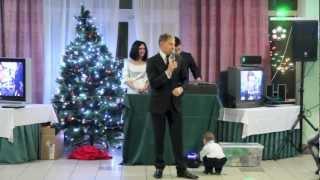 МОСКВА! Новый год вместе с нами, ведущий Данилов Денис(, 2012-11-20T06:08:44.000Z)