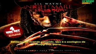 Lil Wayne Feat Ludacris - Eat You Alive Legendado