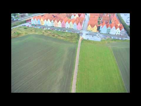 High Altitude Multirotor Photography