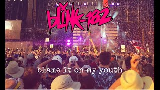 blink-182 - Blame It On My Youth (Music Video)