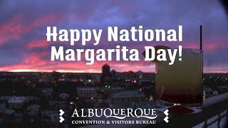 National Margarita Day in Albuquerque