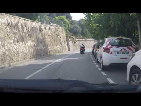 Cap D'Ail To Monaco By Car